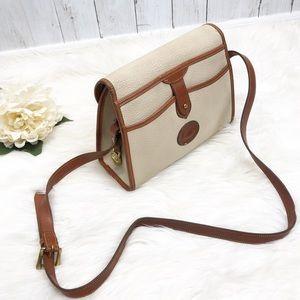 VTG Dooney & Bourke All Weather Leather Bag